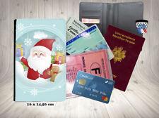 noel  003 christmas porte carte identité grise permis passeport