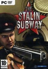 The stalin subway PC GAME NEW BLISTER PACK