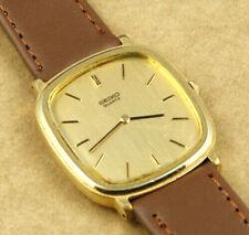 Seiko Vintage Quartz Watch 31x33mm