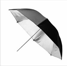 "Kood 33/""//84cm Negro y Dorado Studio Flash paraguas reflectantes"