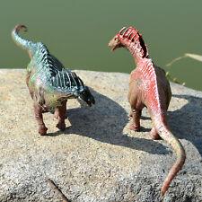 2 x Amargasaurus Dino Figure Educational Dinosaur Model Toys Kids Christmas Gift