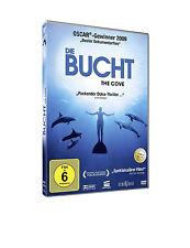 % DVD * DIE BUCHT - THE COVE # NEU OVP %