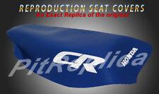 HONDA CR125 R CR125R CR250 R CR250R 1987 '87 SEAT COVER [HAOPA]
