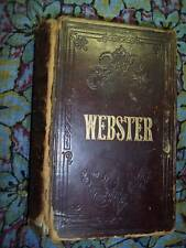 """Webster"" Life, Speeches & Memorials, Samuel M. Smucker"