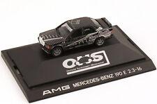 1:87 Mercedes-Benz 190E 2.3-16 DTM 1989 AMG nr.1 Klaus Ludwig - Dealer Edition