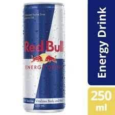 Red Bull Energy Drink Single Can 250 mL