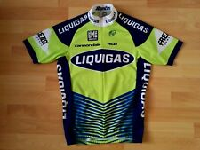Liquigas Team Cycling Jersey , Santini , Cannondale , Size: 42/S
