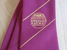 Ferrovia SWANAGE eventualmente personale problema Cravatta da Lloyd Attree & Smith