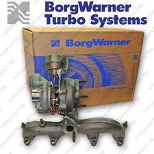 1,9 L TDi Turbolader VW Polo 9N Skoda Fabia 6Y2 RS ASZ Motor 130 Ps 038253056F