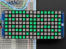 """Adafruit 16x8 1.2"""" DEL matrix + sac à dos-Ultra Lumineux Carré DEL Verts [ADA2042]"""
