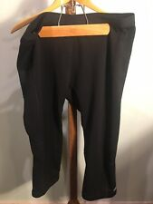 Peak Performance Heli Mi Ti Cropped Thermal Pants Black XXL EUC