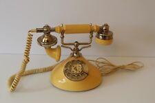 Vintage Mura Electronics Rotary Dial Phone Model Dp-320