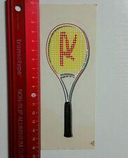 Aufkleber/Sticker: Rossignol Tennisschläger (1803167)