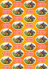 LION GUARD Personalised Gift Wrap - Disney's The Lion Guard Wrapping Paper
