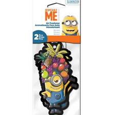 Plasticolor 005571R01 Despicable Me Minions Air Freshener - 2 Pack