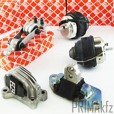 FEBI BILSTEIN Motorlager Lagerung Getriebelager Reparatursatz VOLVO 2.4D D5