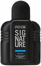 New Axe Denim After Shave Lotion 50ml Free Shipping Worldwide