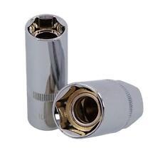 """Magnetic Spark Plug Removal Socket Set - 16mm & 21mm - 1/2"""" Drive"""