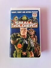 Small Soldiers (VHS, 1998, Clamshell)