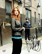 Poppy Montgomery Signed Without a Trace Autographed 8x10 Photo PSA/DNA #X06675