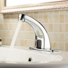 Sensor automático Touchless grifo AUTO Electronic baño grifo manos libres Nuevo