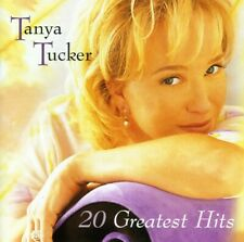 20 Greatest Hits by Tanya Tucker (CD, Sep-2000, Capitol) *NEW* *FREE Shipping*