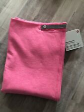 NWT Lululemon Vinyasa Wrap - HPIN Adjustable Snap Vest Scarf