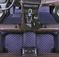 Fit Volvo C30 S40 S60 S80 S90 V40 V60 V90 XC40 XC60 XC90 Luxury Car Floor Mats
