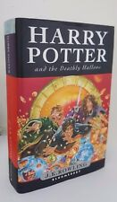 Harry Potter and the Deathly Hallows - 1st Australian Edition