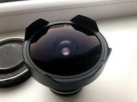 Zodiak-8B 3.5/30 30mm Wide Angle Medium Format lens, Pentacon Six P6 Mount