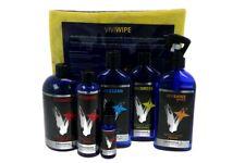 Vivishine Latex Rubber Polish, Viviclean, Vividress & Vivishine Wipes