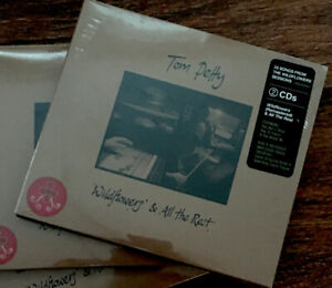 Tom Petty - Wildflowers & All The Rest 2CD NEW Remastered + Unreleased Tracks