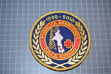 Italian Pubblica Assistenza G.R.E.S. Sizzano1990-2010 (B6-16)