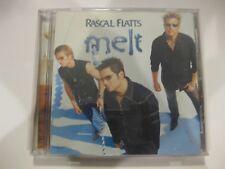 Melt by Rascal Flatts (CD, Oct-2002, Lyric Street) AUDIO CD
