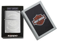 ZIPPO Feuerzeug Harley Davidson - Neuheit 2020 - 60004265