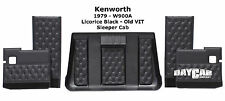 Kenworth W900A Upholstery Interior Kit