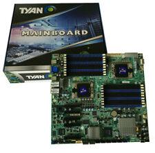 Tyan s7012 placa madre lga1366 > RAM + CPU selección x58 x79 x99 x299 c422 z170 z370