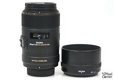 Sigma 105mm f/2.8 EX DG HSM OS Macro Prime lens Nikon fit 15767269