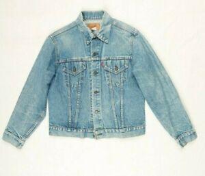 Veste De Jeans Levi's 70505 Taille : 42 D'Occassion (Cod.EBAY88) en Fabriqué USA