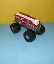 Matchbox Flame Stomper Fire Truck Vehicle 1:24 Larger Die Cast Monster Truck Toy