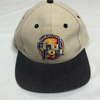 RARE Vintage NCAA 1997 Final Four Indianapolis Snapback Hat Cap Logo 7 EUC