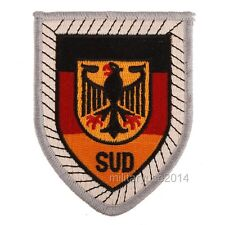 German Bundeswehr Panzer Division Embroidery Military Patch Insignia