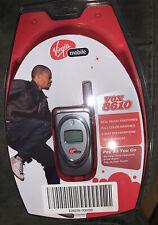 Audiovox Vox 8610 - Silver (Virgin Mobile) Cellular Phone BRAND NEW SEALED!