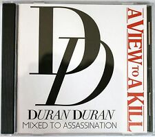 Duran Duran View To A Kill - The Remix Album