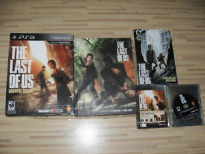 READ!!! The Last of Us Survival Edition (Sony PlayStation 3, 2013)