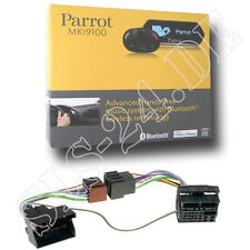 Parrot MKi9100 Bluetooth Freisprechanlage + BMW FSE Adapter 1er 3er 5er 6er ab01