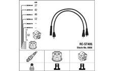 NGK Cables de bujias 0906
