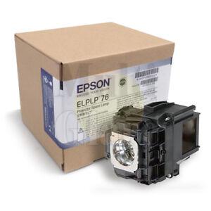 Genuine Projector Lamp Module for EPSON ELPLP76 / V13H010L76