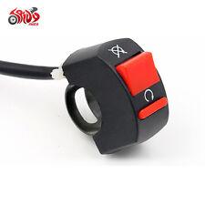 Spidy Handle Bar ON-OFF Fog Spot Light Kill Button Switch R.E THUNDERBIRD 500