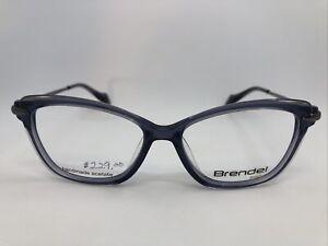 NEW Brendel 924022 70/NAV 52.15.135 Women's Eyeglasses Frames